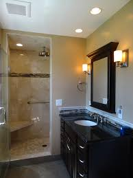 Master Bathroom Remodeling Ideas Walk In Shower Master Bathroom Photos Mcfarland Wi