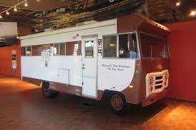 1969 pace arrow first motorhome produced by fleetwood