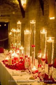 dã coration mariage discount plan de table sur miroir blanc et bordeaux par mon jardin d