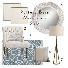 Pottery Barn Warehouse Clearance Sale President U0027s Day Warehouse Sale