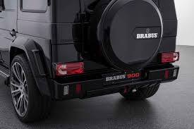 mercedes g class brabus brabus has built a 900 hp g wagen for crazy people autoguide com
