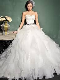 wedding dresses fluffy wedding collections fluffy wedding dresses 2014