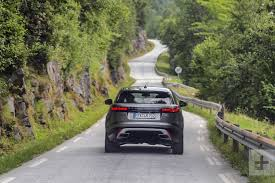 2018 land rover range rover velar first drive review digital trends