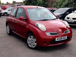 nissan micra new shape bargain 2008reg new shape micra hpi clear service history in