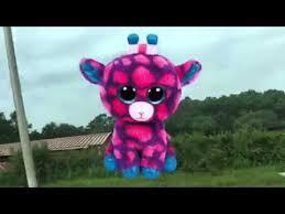 sky giraffe beanie boo song