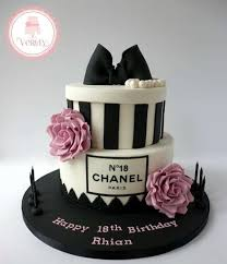 amazing birthday cakes 10 gorgeous chanel cakes for an amazing birthday