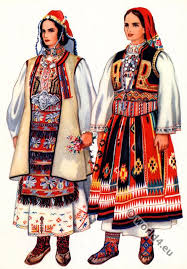 serbian national costumes by vladimir kirin costume history