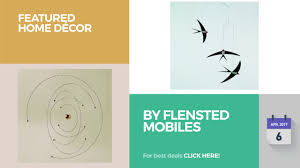 Home Decor Stores Regina by By Flensted Mobiles Featured Home Décor Youtube