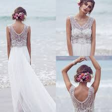 casual lace wedding dress wedding ideas
