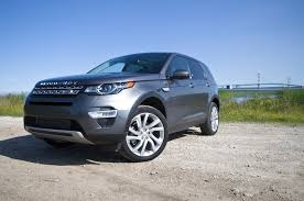land rover truck 2015 2015 land rover discovery sport hse luxury review