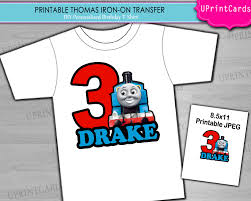 diy printable thomas the train tank children s personalized diy printable thomas the train tank children s personalized birthday iron on transfer t