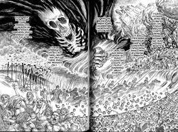 berserk what is your favourite panel in berserk berserk