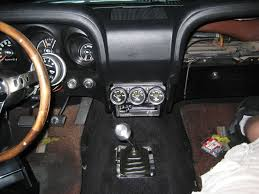 1969 mustang console 69 custom console project mustang forums at stangnet