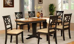 dining room how big is a round table that seats 6 wonderful