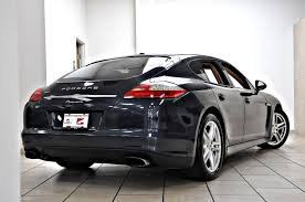 porsche panamera dark blue 2011 porsche panamera stock 021689 for sale near sandy springs