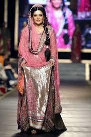 pink colour combination dresses top 5 colour combinations for pakistani bridal dresses
