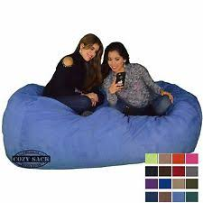 cozy sack bean bags and inflatable furniture ebay