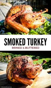 brining thanksgiving turkey brined and smoked thanksgiving turkey 2016 seared and smoked
