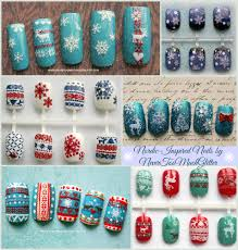 nevertoomuchglitter nail wonderland each nail is a tiny canvas