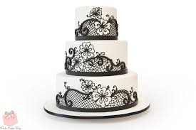cake wedding floral lace wedding cake wedding cakes
