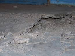 basement floor cracking and rising general diy discussions