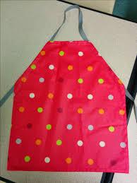 patron tablier cuisine enfant laisse luciefer les petits secrets couture tablier à coulisses