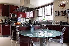 cuisine cerise cuisine cerise moderne c0539 mires