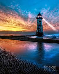 Lighthouse Light Lighthouse Prints Fine Art America