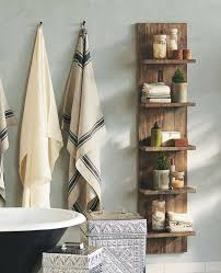 bathroom wall shelves ideas diy bathroom shelves to increase your storage space pallet