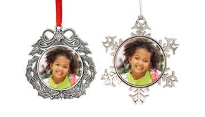 Personalised Snow Globes Tree Decorations Ornaments