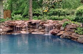 garden awesome natural stone slabs backyard garden pond ideas