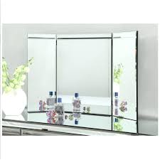 Vanity Table With Tri Fold Mirror Tri Fold Mirror U2013 Designlee Me