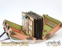 Old Fashioned Photo Albums Best 25 Scrapbook Box Ideas Only On Pinterest Graphic 45 Diy