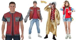 back to the future costume back to the future 2 costume