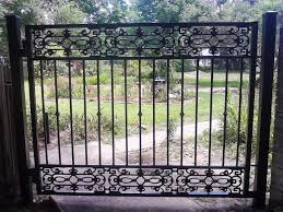 iron gates houston tx katy tx wrought iron fences
