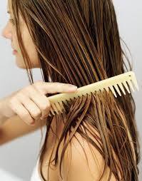 hair styles for air drying beach hair 101 the right way to air dry your hair the everygirl