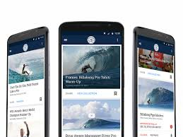 world surf league android app sketch freebie download free
