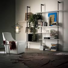 airport modular bookcase bookcases u0026 shelving living cattelan