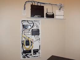 home network closet design home automation and remote control atlanta