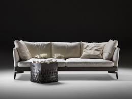 canapé droit design canapé italien design idées pour le salon par les top marques
