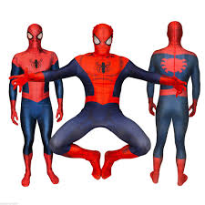 the pictures for u003e ultimate spider man costume