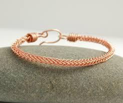 braid hand bracelet images Braided copper wire bracelet jpg