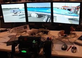 Flight Sim Desk Diy Flight Simulator Devices