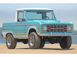 1970 ford bronco for sale on classiccars com 11 available