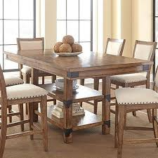 counter height dining table with storage expandable counter height table wehanghere