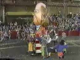macy s thanksgiving day parade 1986