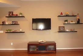 living room wall shelves how to decorate floating wall shelves 5 guides for beautiful look