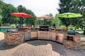 simple outdoor kitchen ideas contemporary patios patio and outdoor kitchen idea simple outdoor