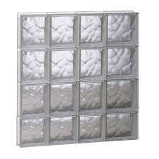 clearly secure 25 in x 29 in x 3 125 in non vented wave pattern