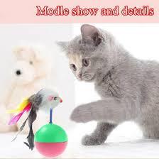online shop big sale pet cat toys mimi favorite mouse tumbler